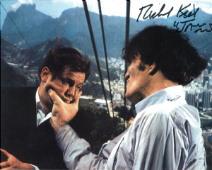 "Richard Kiel - ""The Spy Who Loved Me"", Genuine autograph 10x8, 10289"